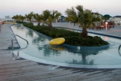 Caribe Resort's lazy river